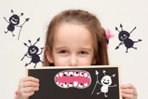 虫歯と歯周病菌